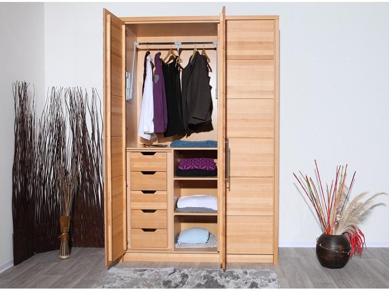 kleiderschrank variationsbeispiel 2 t rig 100 cm x 243 cm. Black Bedroom Furniture Sets. Home Design Ideas