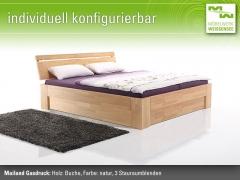 Betten Mit Stauraum stauraumbetten alle größen massivholzbetten werksverkauf