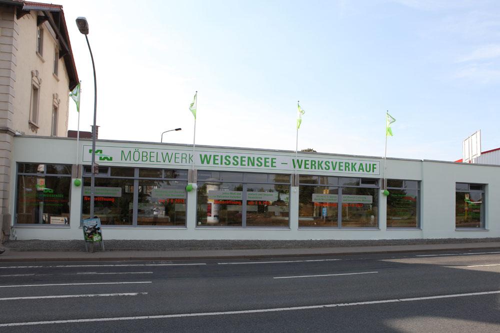 Mobelwerk Weissensee