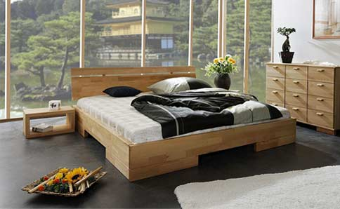 betten und massivholzbetten direkt vom m belwerk wei ensee. Black Bedroom Furniture Sets. Home Design Ideas